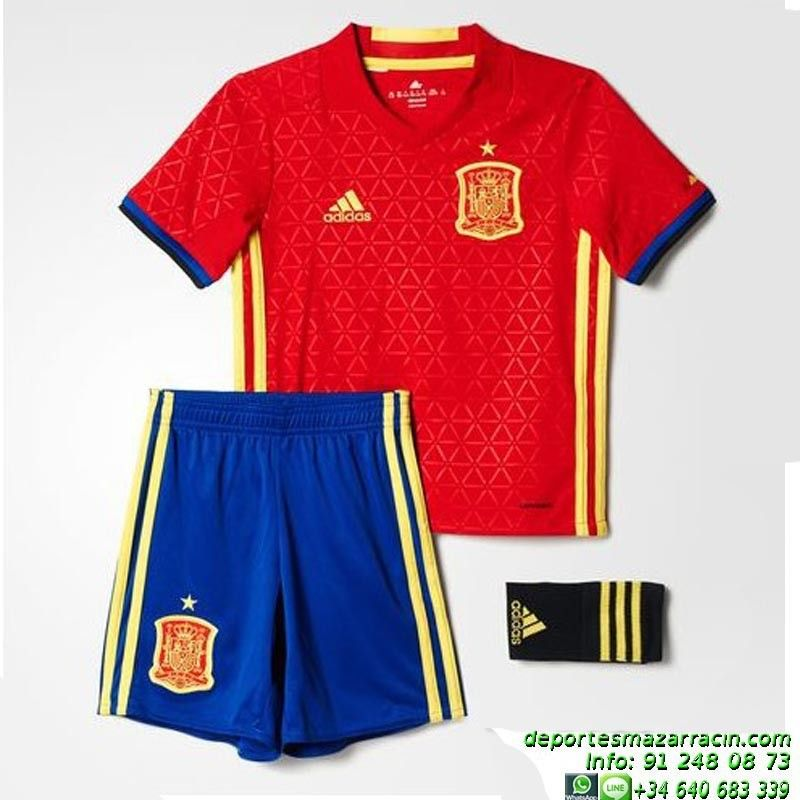 Resultado De Imagen Para Uniforme Del Equipo Oficial De España Camiseta Seleccion Camisetas Seleccion Española De Futbol
