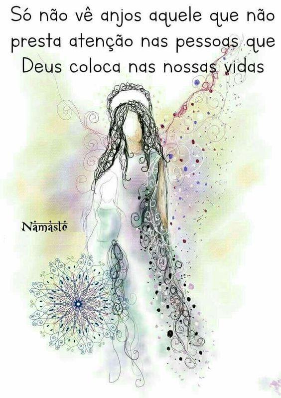 Imagem De Pensamentos Espiritas Por Ana Flavia Em Namaste