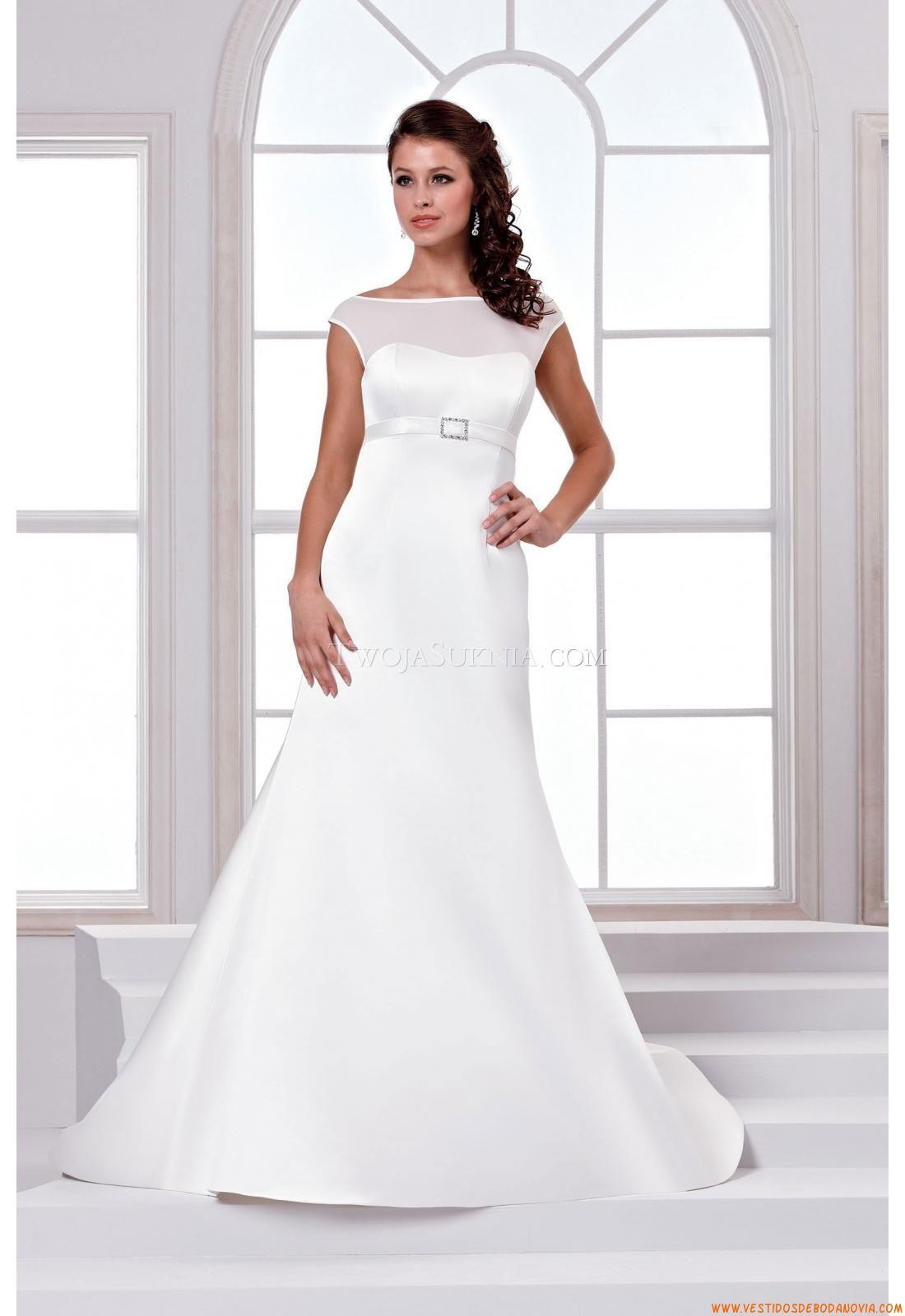 Vestido de novia dzage d31266 2012 bodas pinterest gowns gowns ombrellifo Images