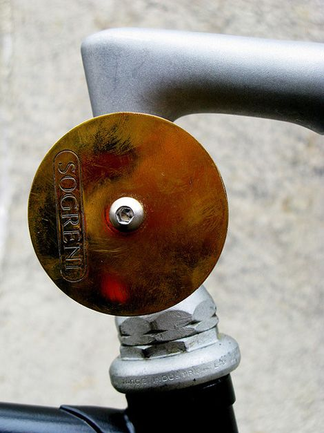A Beautiful Deconstructed Bicycle Bell Made By Sogreni A Danish