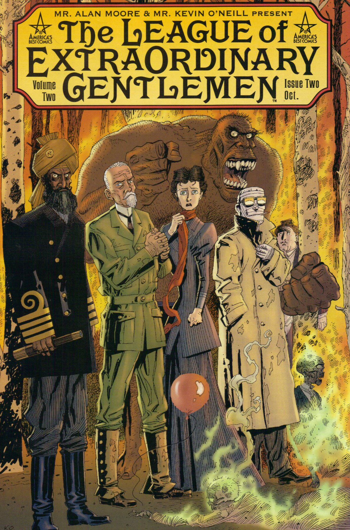 annotations to league of extraordinary gentlemen volume - HD 1189×1800