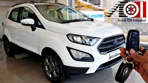 Affordable Automatic Ford Ecosport Titanium At 2020 Launched In