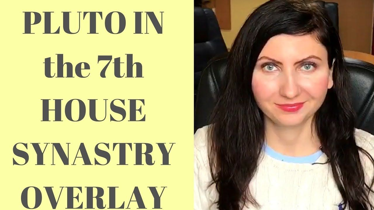 Pluto in partner's 7th house synastry | Synastry planets