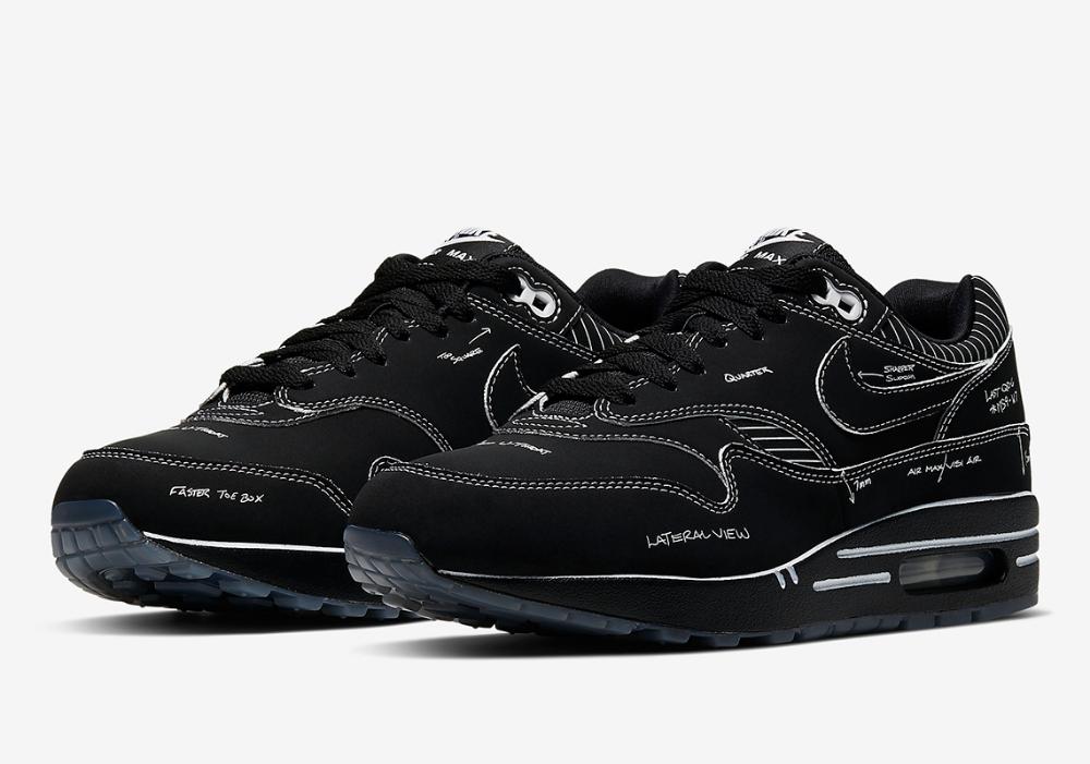 Nike Shoes Air Max+ 2012 Black