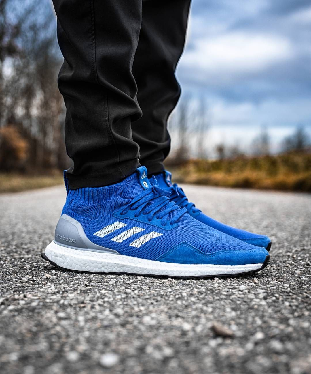 Adidas Consortium Ultra Boost Mid Run Thru Time
