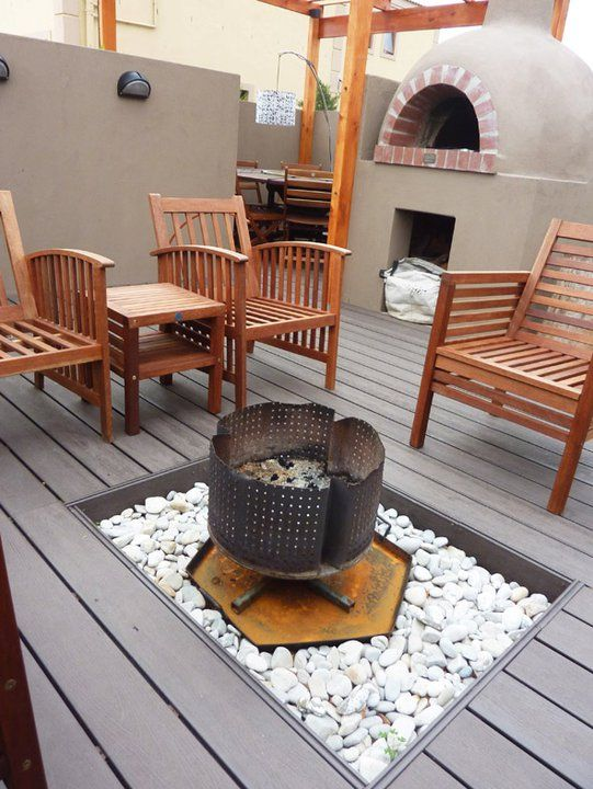 Braai Area Design For The Home Pinterest Oven
