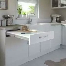 Kit Plan De Travail Escamotable Top Flex Casto With Images Kitchen Projects Kitchen Kitchen Organization