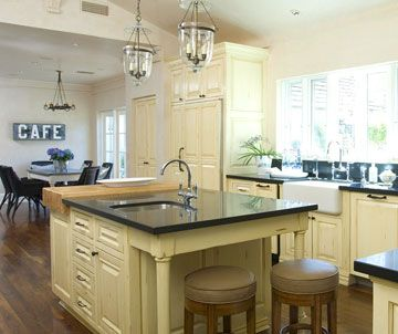 kitchen island black granite top lshape kitchen island black granite tops this large lshape center island the design provides separate areas for ea