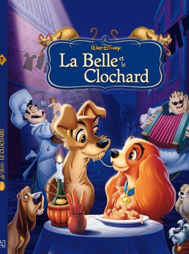 La Belle Et Le Clochard Disney Cinema Amazon Fr Walt