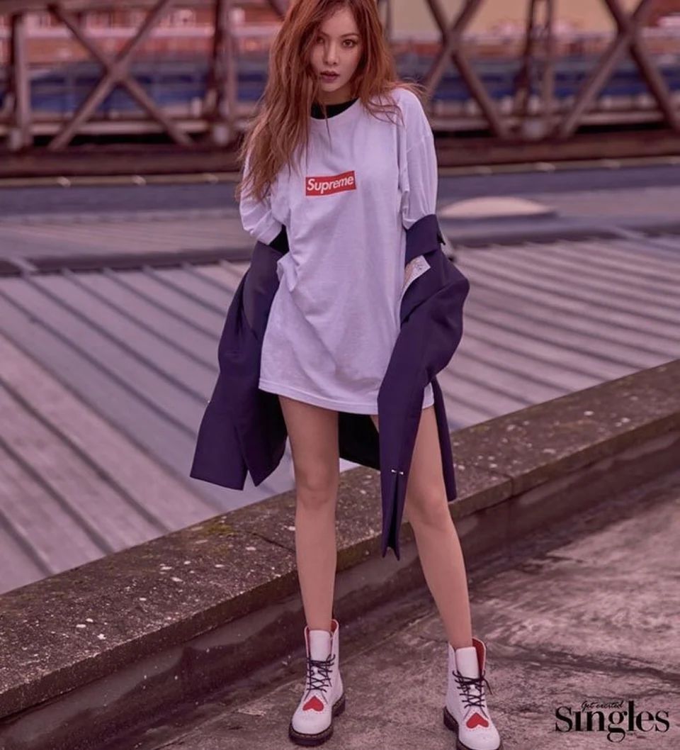 [Eye Candy] Hyunas Top 10 Hottest Outfits!   Daily K Pop News