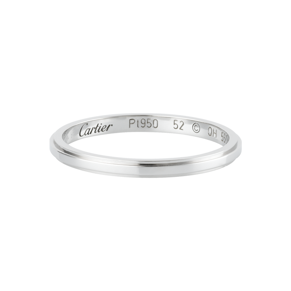 Cartier D Amour Wedding Band Happily Ever After Pinterest