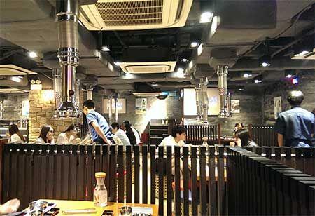 韓國餐廳試食:炑八2-3人套餐+牛笑面肉