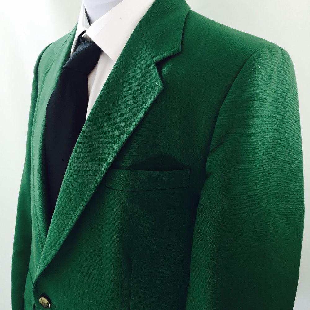 John Weitz American Designer Men's Suit Jacket Blazer
