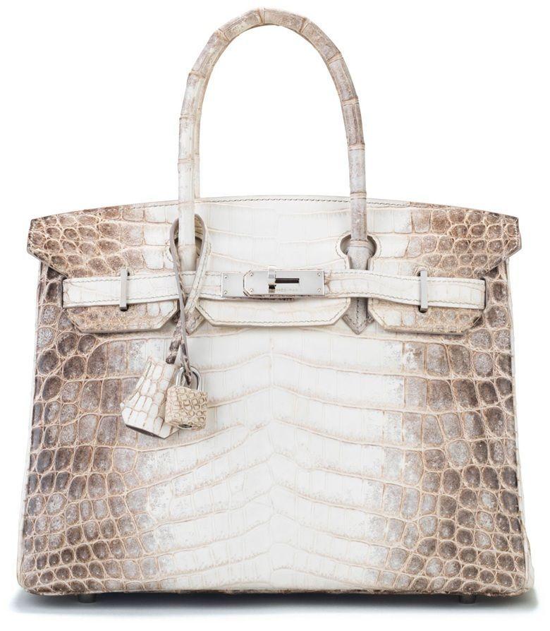 Hermes Himalayan Crocodile Kelly Bag Price