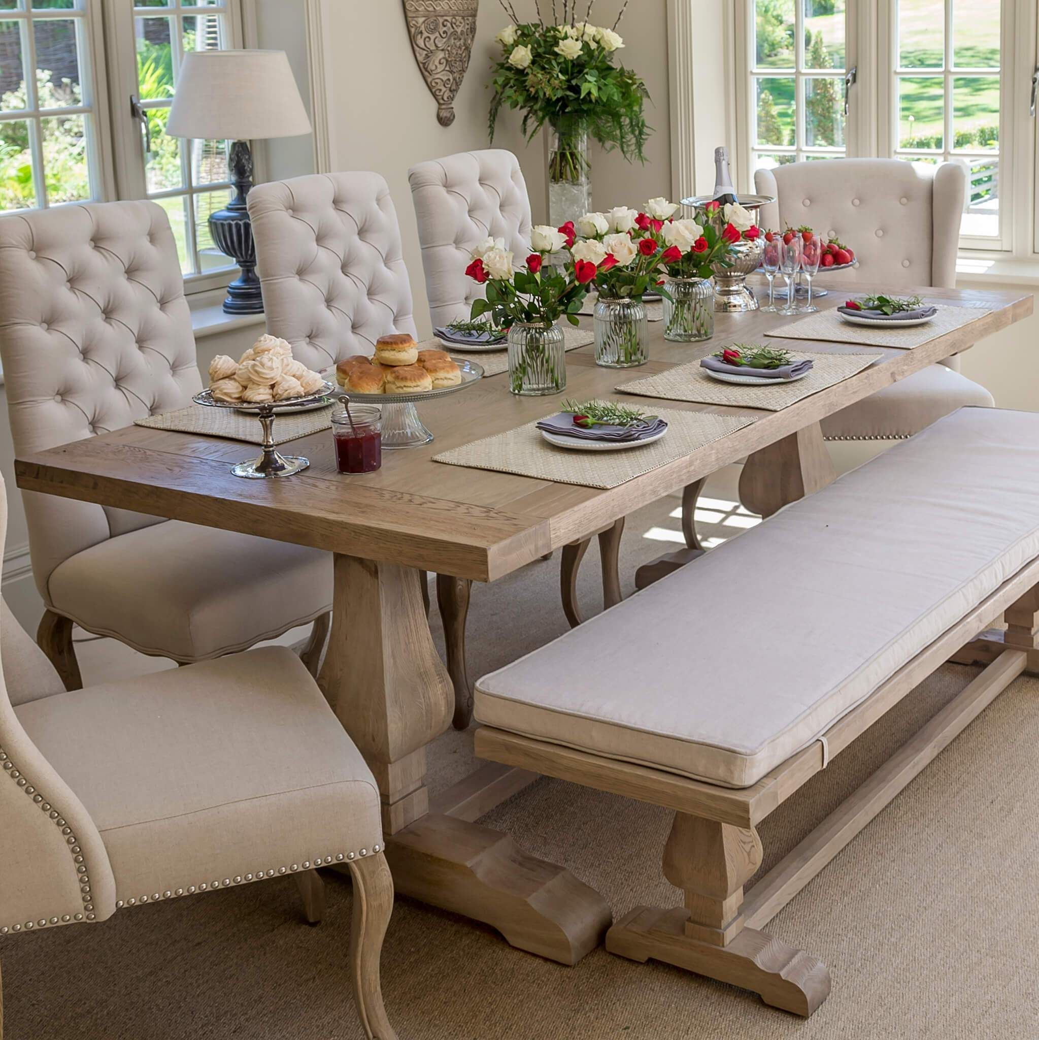 Pin On How To Decorate Dining Table