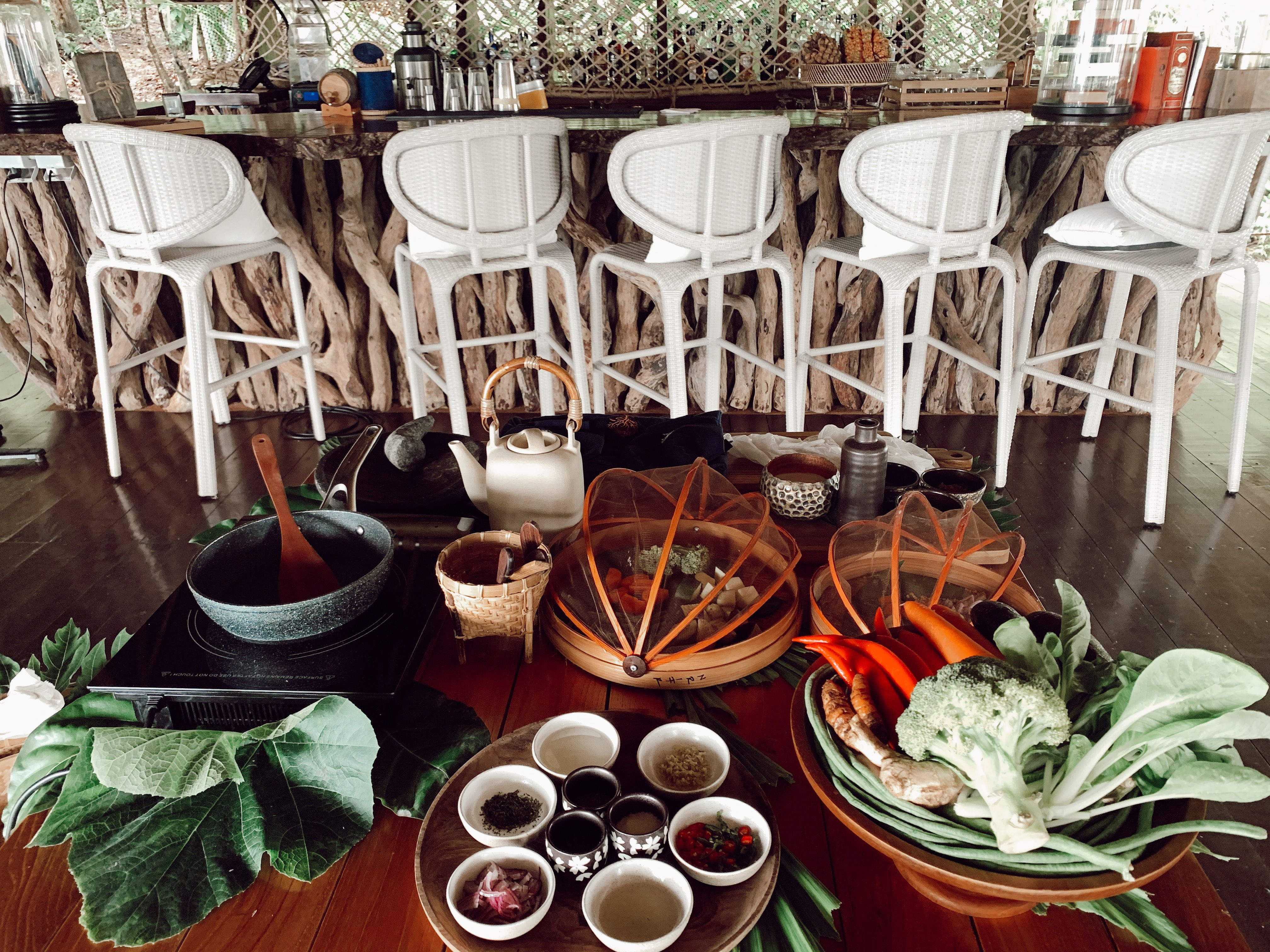 Indonesia Cookery Class Food concept, Wellness recipes