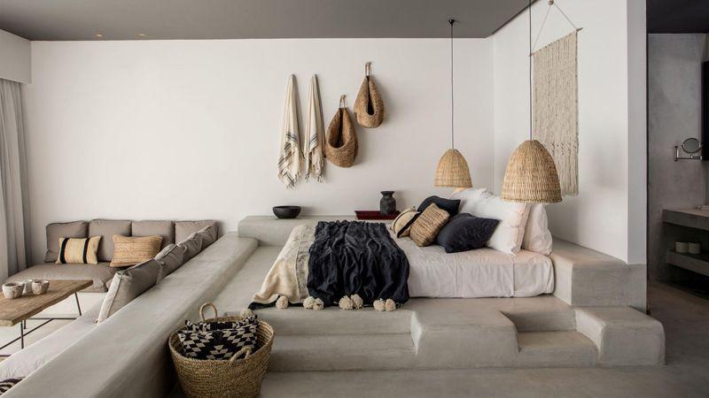 Idee Salvaspazio Camera Da Letto : Letto su pedana idee salvaspazio per la camera da letto mobili