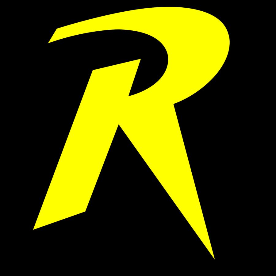 Robin Logo By Mr Droy D5opq2v Png 900 900 Robin Logo Batman Robin Logo Clipart