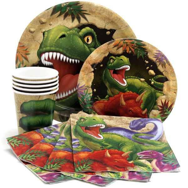 Dinosaur Party Express Package For 8