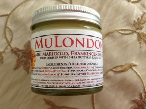 """Best of Rosewode 2013: """"MuLondon Marigold, Frankincense & Myrrh Moisturiser. Not just for your face, the rich concentrated balm-like moisturiser delivers silky smooth, hydrated results where ever you use it. A cold weather essential for me."""" - @Alison Harriman   Read more: http://www.rosewode.com/?p=3929  Get MuLondon products: http://www.MuLondon.com  #MuLondon #bestof #skincare #beauty"""