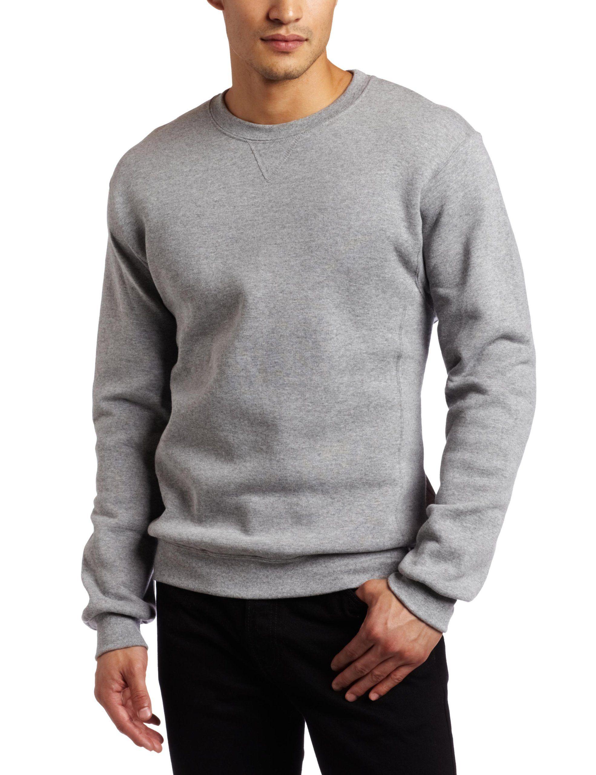 2a7d99696 Russell Athletic Men's Dri Power Fleece Crewneck Sweatshirt at Amazon Men's  Clothing store: