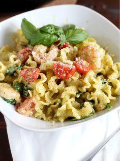 vapiano scampi e spinachi nudeln pinterest pasta pasta mit spinat und essen. Black Bedroom Furniture Sets. Home Design Ideas