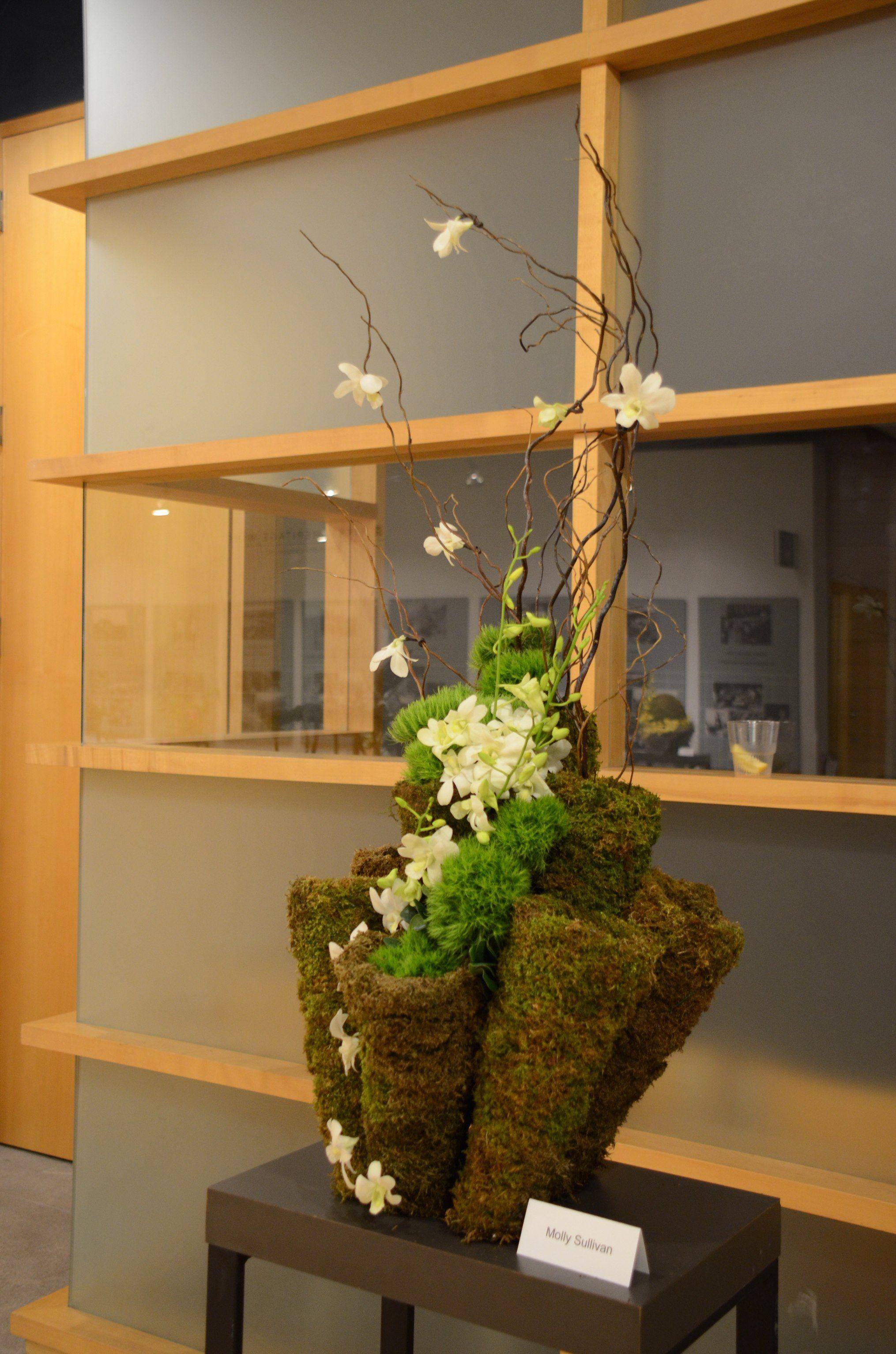 Floral arrangement Redefining Design 2013 Seneca College School of