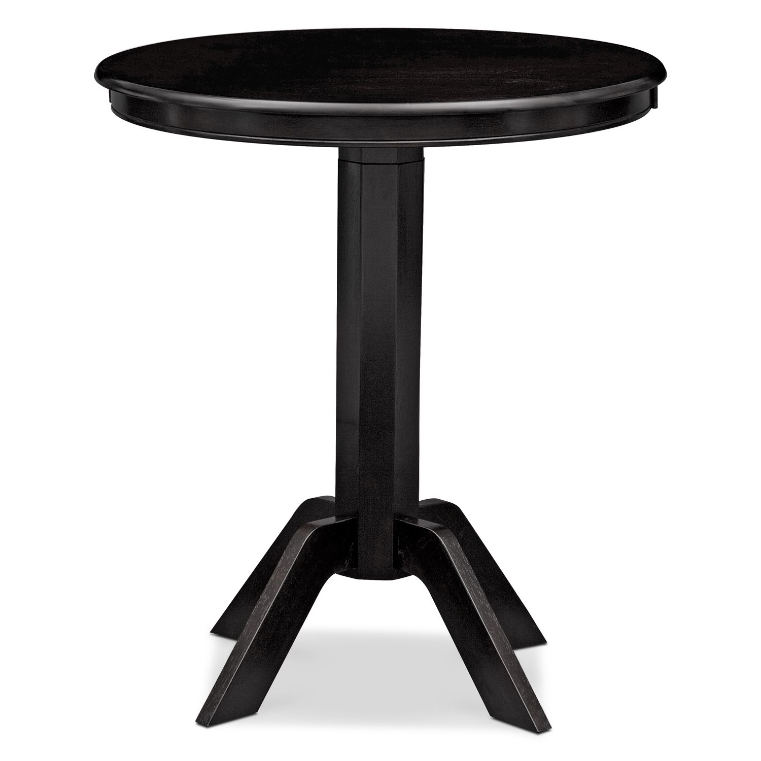 Concord Pub Table Value City Furniture Basement