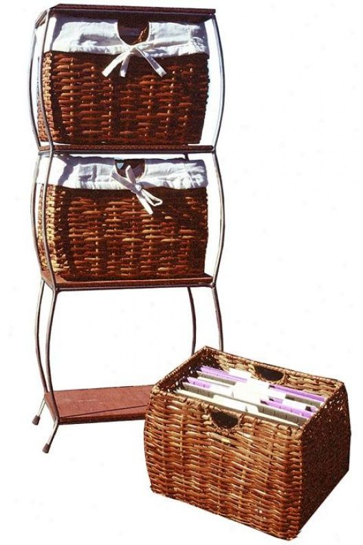 Genial COM: RATAN FILING CABINET   Wicker File Cabinet And Wicker File Cabinets  From