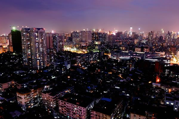 100 Beautiful Night Scene Photos