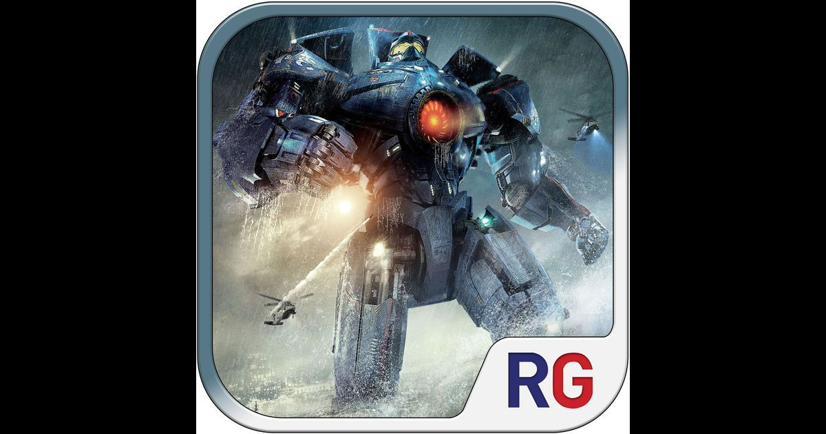 Pacific Rim en App Store http://apple.co/2iTaq5h
