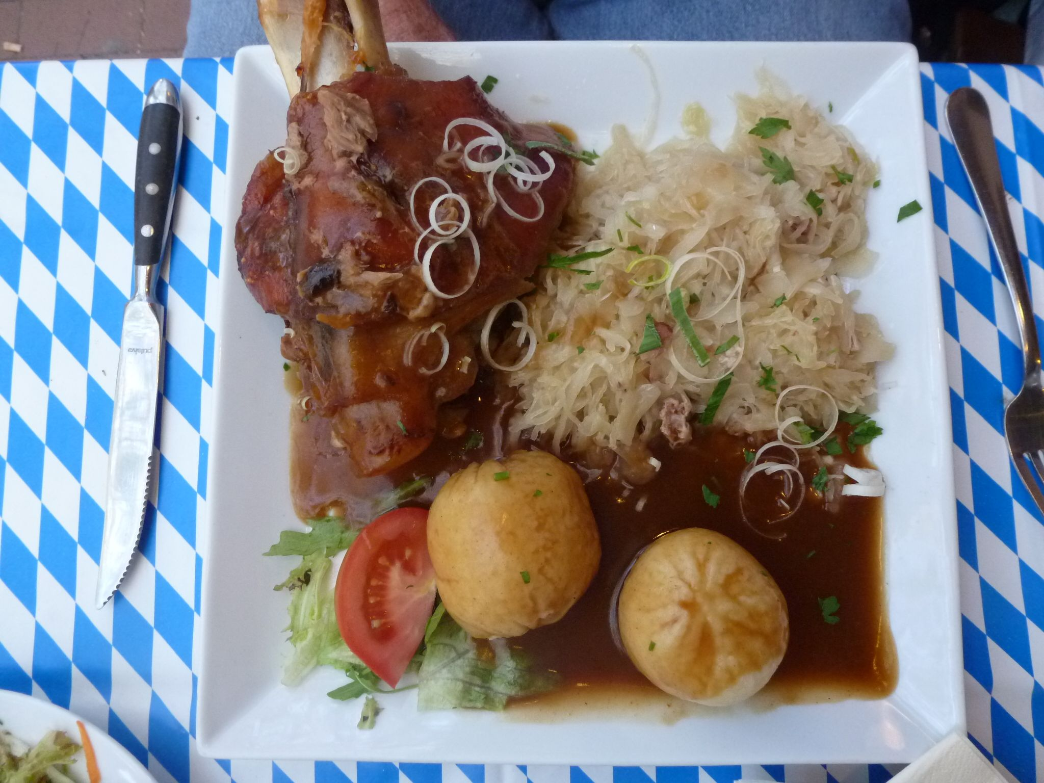 Typical german dinner in bonn germany foreign food pinterest typical german dinner in bonn germany sciox Images