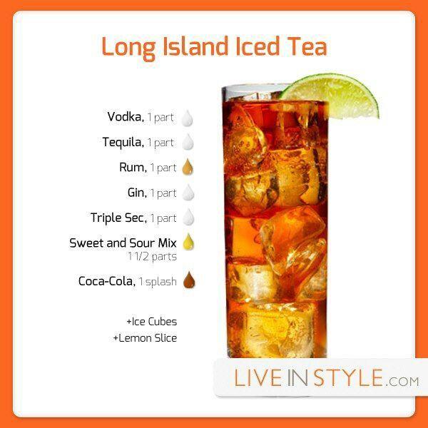 rezept long island ice tea