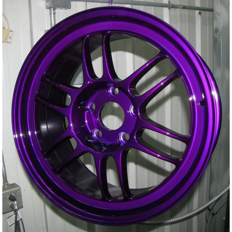 Dormant Purple Powder Coating Powder (1 LB)