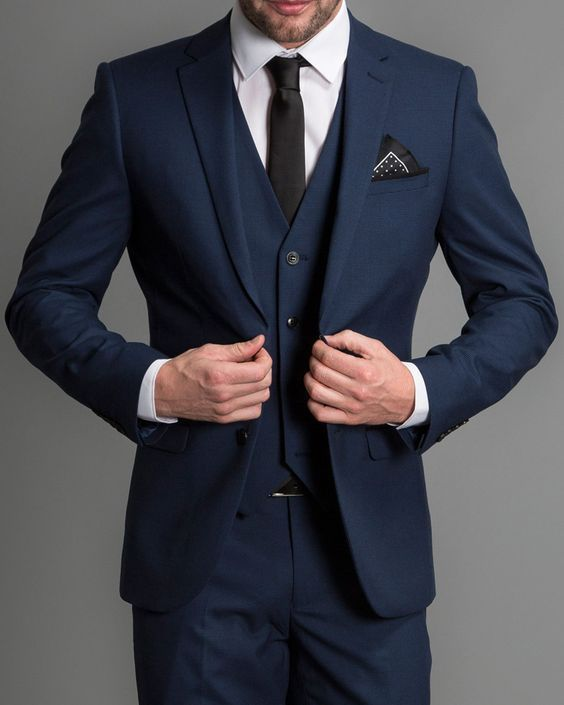 Know Which Suit Colors To Prioritize When You Are Piecing Together Your Collection