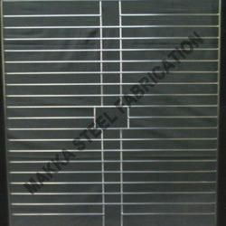 Stainless Steel Grill Design For Windows