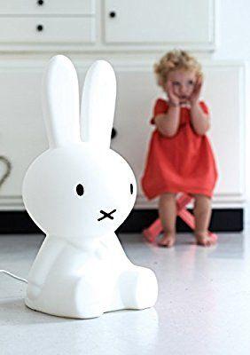 Miffy Lampe S 50cm Hohe Bruchsichere Kindergrosse Haschen