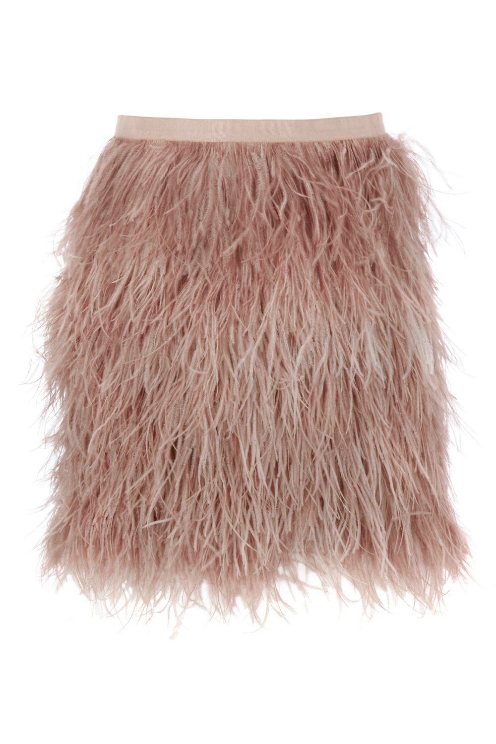 a34b522f1 Coast Stores - Skirts - FRANKIE OSTRICH FEATHER SKIRT | My Style in ...
