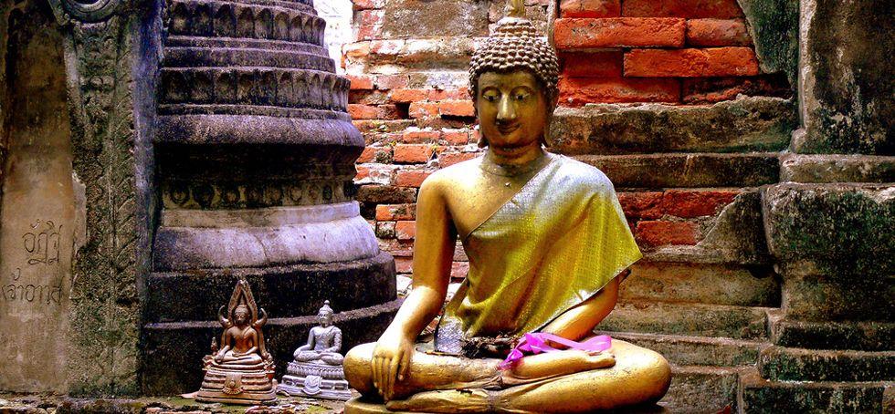 De viaje por Tailandia, el sorprendente país de la sonrisa