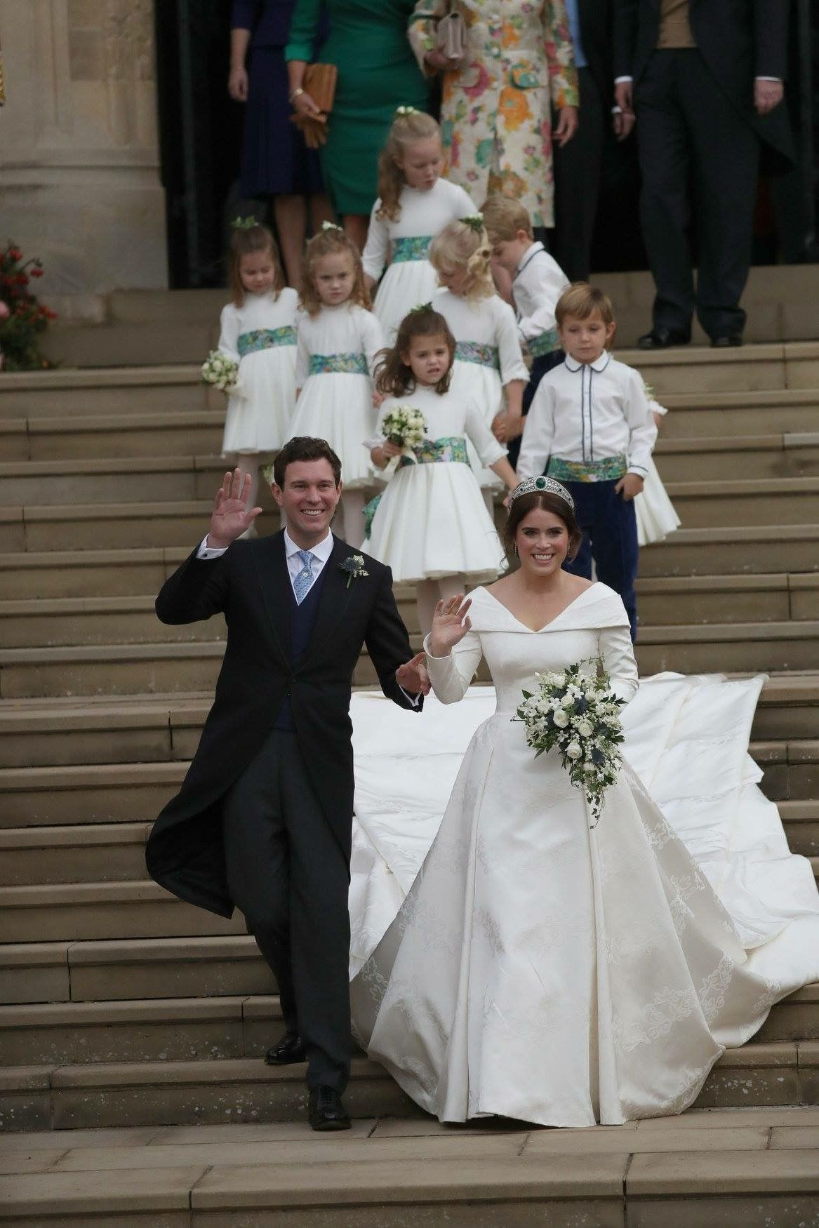 Princess Eugenie's Wedding October 2018 Eugenie wedding