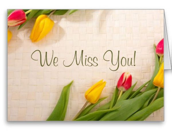 We miss you greeting cards family cards pinterest cards we miss you greeting cards m4hsunfo