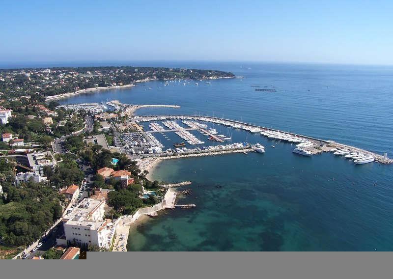 Port Galice début du cap d antibes côté ouest