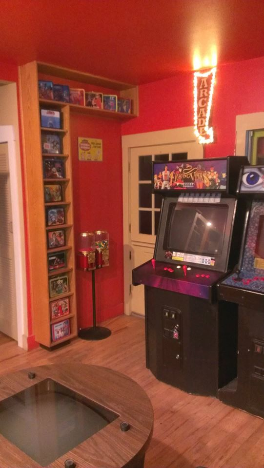 Get galaxy s21 ultra 5g with unlimited plan! Arcade game room decor.   Game room decor, Arcade game ...