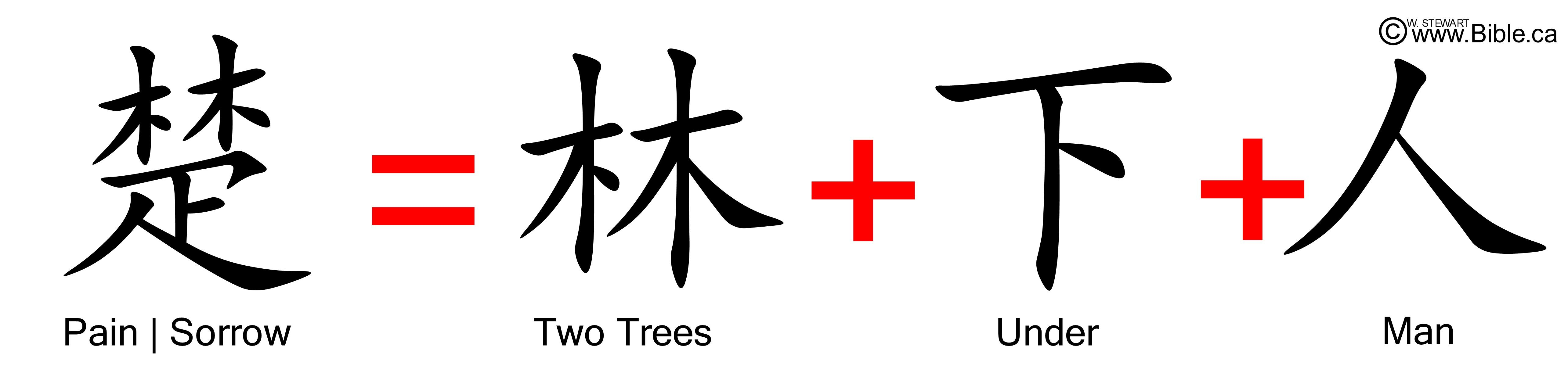 Pain sorrow chinese symbols art diys pinterest pain sorrow chinese symbols biocorpaavc Images