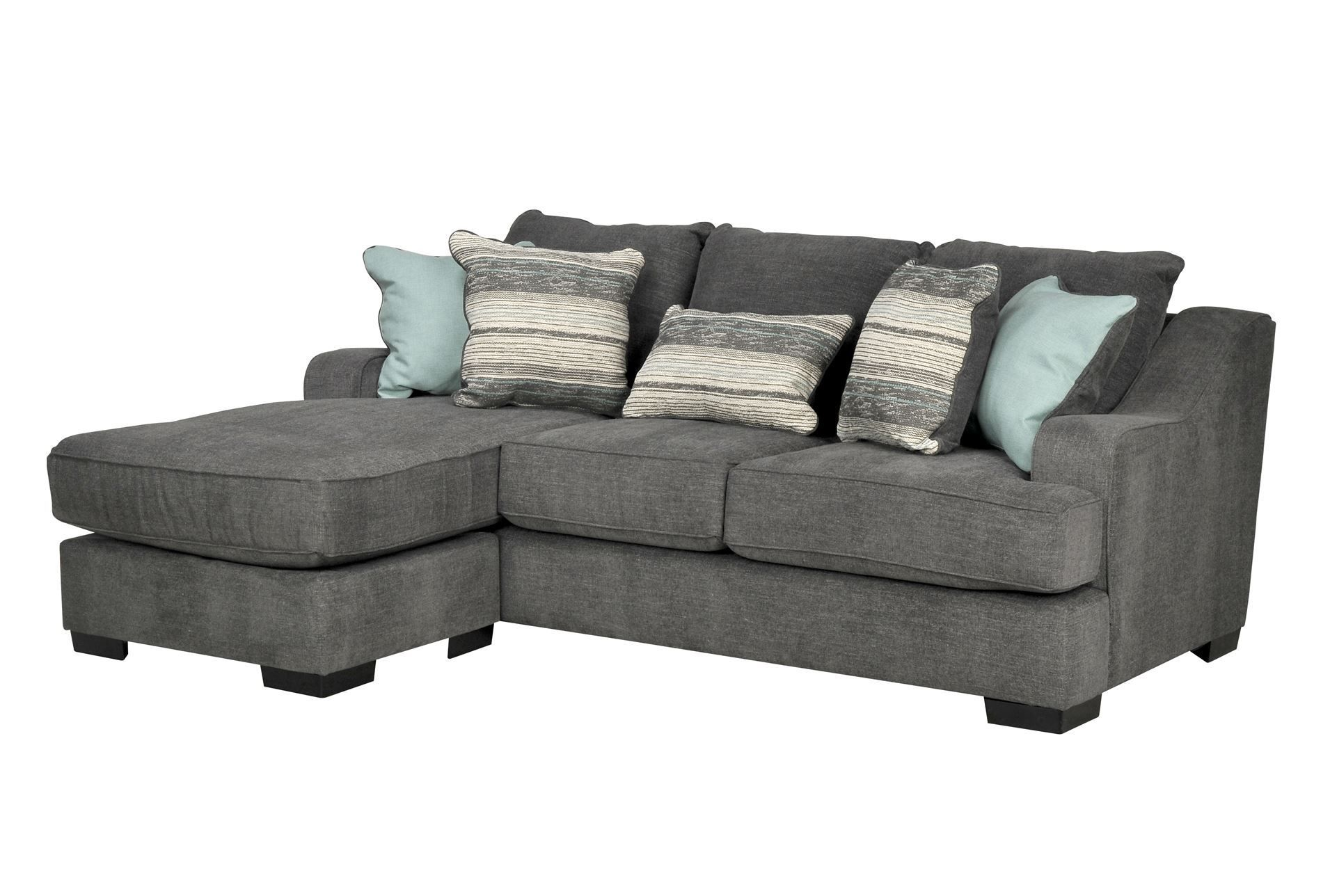 Gilbert sofa chaise for Ashley chaise lounge sofa