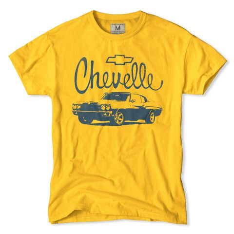 d375d22c Chevy Chevelle T-Shirt...I want this! | Dream Cars and Bikes in 2019 ...
