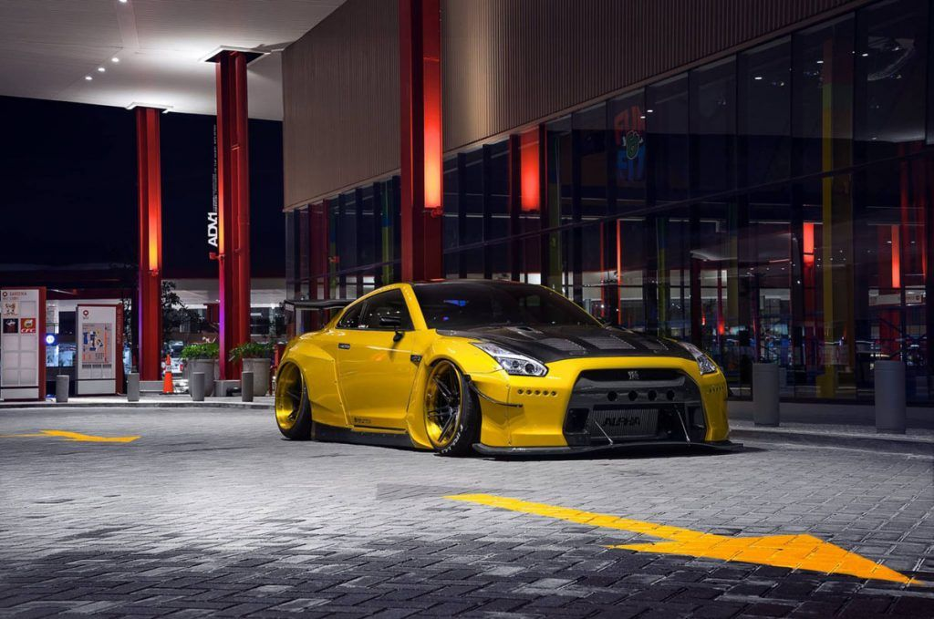 featured fitment rocket bunny nissan gt r with adv 1 wheels nissan gtr r35 nissan gt nissan skyline gt rocket bunny nissan gt r with adv 1