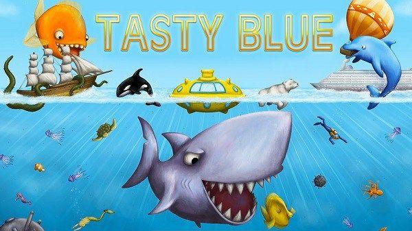 Tasty Blue 1.3.2.0 Download Unlimited Money MOD APK Game