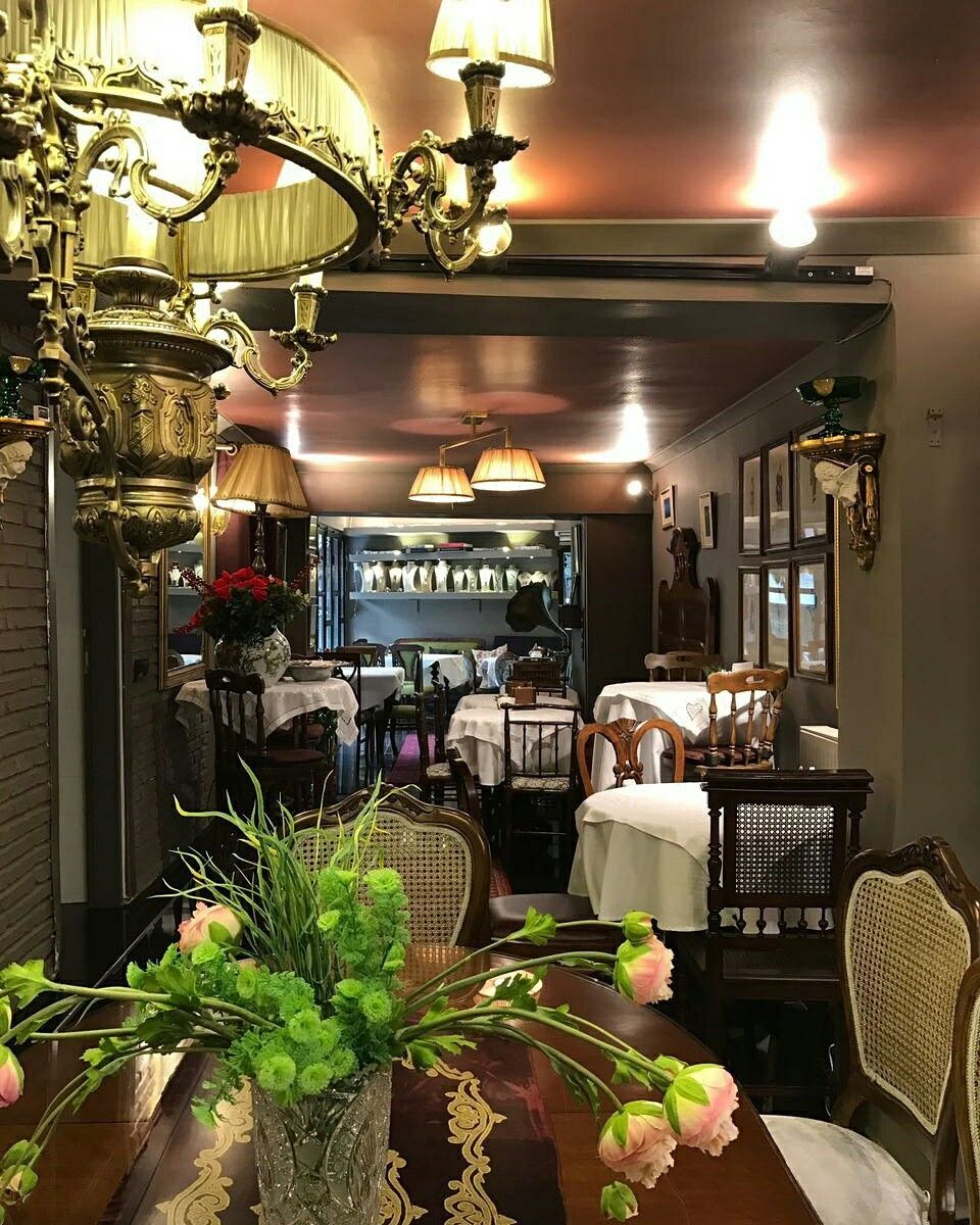 Faik Pasha Cafe Atmosphere Good Morning From Faikpashacafe
