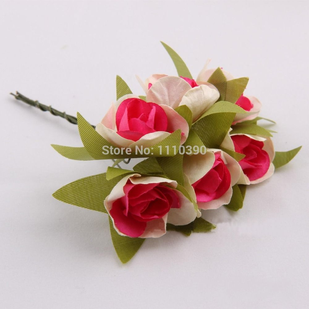 3cm scrapbooking paper flowers bouquetdiy craft artificial rose 3cm scrapbooking paper flowers bouquetdiy craft artificial rose flowers for wedding home decorationflower garlandaccessories price us 850 free izmirmasajfo